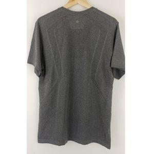 lululemon athletica Shirts - Lululemon L gray tshirt